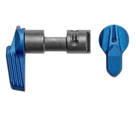 Radian Weapons Talon Ambidextrous 45/90 Degree Safety Selector 2 Levers - Blue