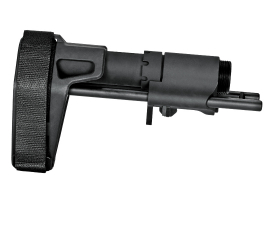 SB Tactical SBPDW Pistol Stabilizing Brace - Black