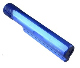 Strike Industries Advanced Receiver Extension - Blue