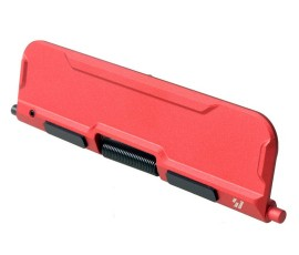 Strike Industries Billet Aluminum Ultimate Dust Cover 223 - Red