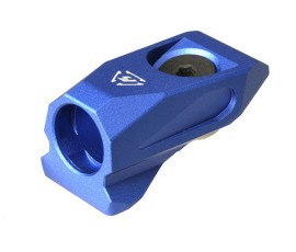 Strike Industries Link Angled QD Mount - Blue
