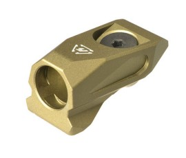 Strike Industries Link Angled QD Mount - FDE