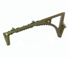 Strike Industries Link Curved Foregrip - FDE