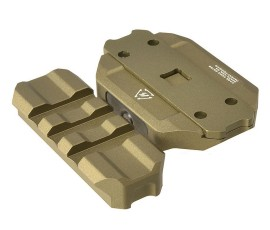 Strike Industries R.EX Riser - FDE