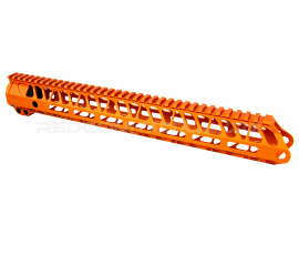 "Timber Creek 15"" Enforcer M-LOK Hand Guard - Orange"