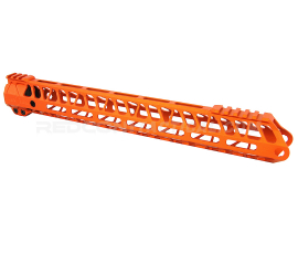 "Timber Creek 15"" Ultralight Enforcer M-LOK Hand Guard - Orange"