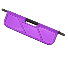 Timber Creek AR-15 Billet Aluminum Dust Cover - Purple