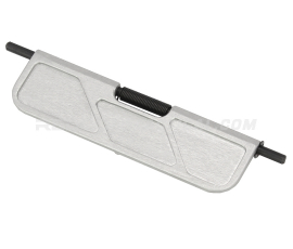 Timber Creek AR-15 Billet Aluminum Dust Cover - Silver