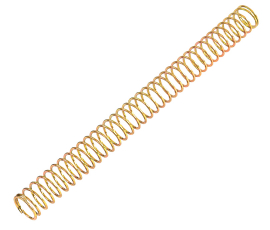 Trinity Force AR-15 Action Buffer Spring - Gold