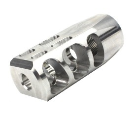 Venom Defense AR-15 VIPER Stainless Steel Compensator - As Machined