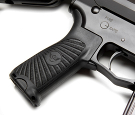 Wilson Combat/BCM Starburst Gunfighter Grip Black
