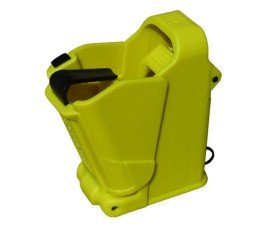 maglula UpLULA 9mm to 45ACP Universal Speed Loader Lemon