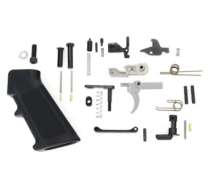 Anderson Manufacturing Gen 2 Lower Parts Kit AR-15 with Stainless Steel Trigger and Hammer