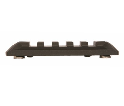 "BCM KeyMod Picatinny 3"" (5-Slot) Rail Nylon Black"