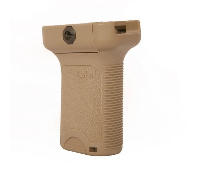 BCM Vertical Short Grip FDE