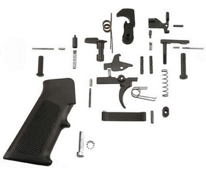 DPMS Lower Receiver Parts Kit AR-15 Trigger Group / Grip