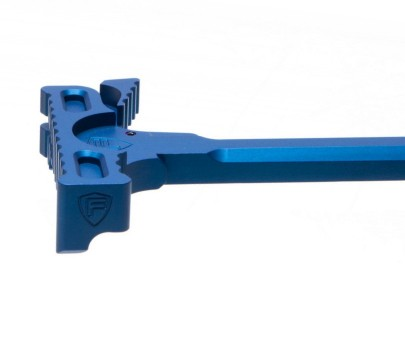 Fortis Hammer AR15/M16 Charging Handle 5.56 - Blue Anodized