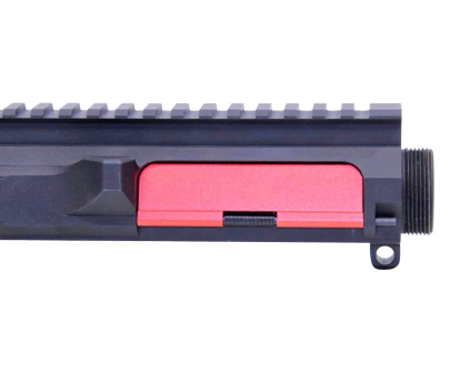Guntec USA AR-15 Ejection Port Dust Cover Assembly Gen 2 - Anodized Black