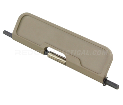 Guntec USA AR-15 Ejection Port Dust Cover Assembly Gen 3 - Cerakote FDE