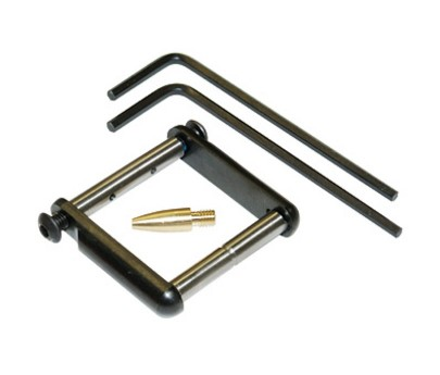 KNS Gen 2 Non-Rotational Pins .154 Black