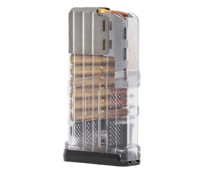 Lancer L7AWM 20-round Magazine 7.62 - Translucent Clear