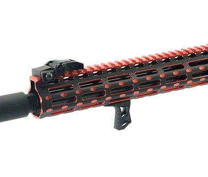 Leapers UTG M-LOK Ultra Slim Handstop - Black