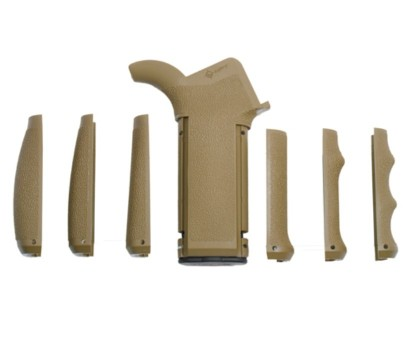 Mission First Tactical ENGAGE Interchangeable Backstraps Grip