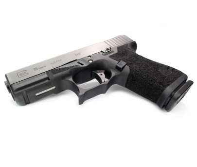 R1 Tactical Custom Stippling - Glock Package (Recessed Borders)