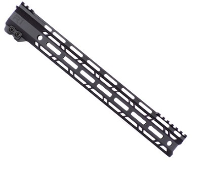 R1 Tactical LVR2-15 M-LOK Clamp-On Rail System