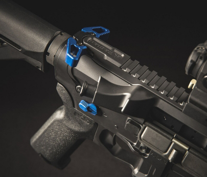 Radian Weapons Raptor Competition Ambidextrous Charging Handle AR-15 - Blue