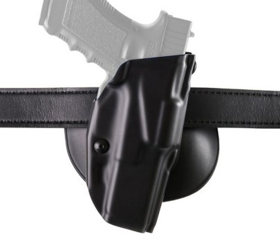 Safariland 6378 ALS Paddle for Glock 19 STX Plain Black Holster