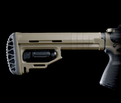 Strike Industries Modular Fixed Stock - FDE