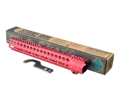 "Strike Industries Strike Rail 13.5"" M-LOK Handguard - Blue"