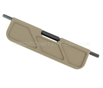 Timber Creek AR-15 Billet Aluminum Dust Cover - FDE
