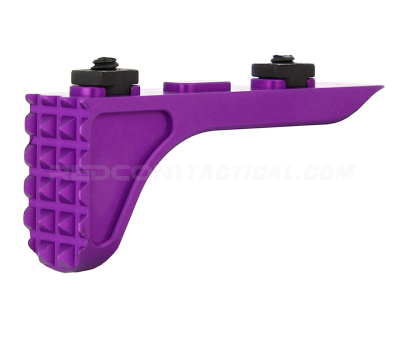 Timber Creek M-LOK Rugged Barrier Stop - Purple